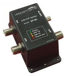 AIS / VHF / FM Splitter